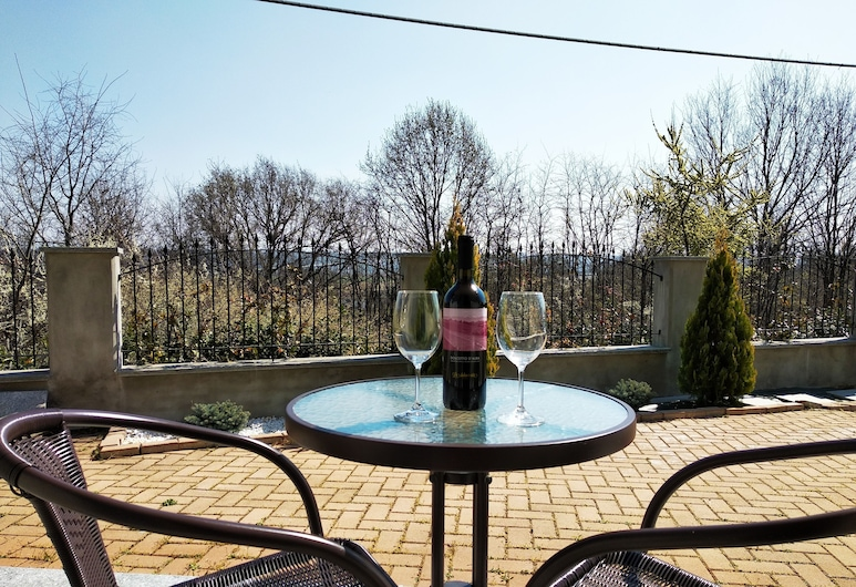B&B Elena, Fossano, Luxury Apartment (Sergio), Terrace/Patio