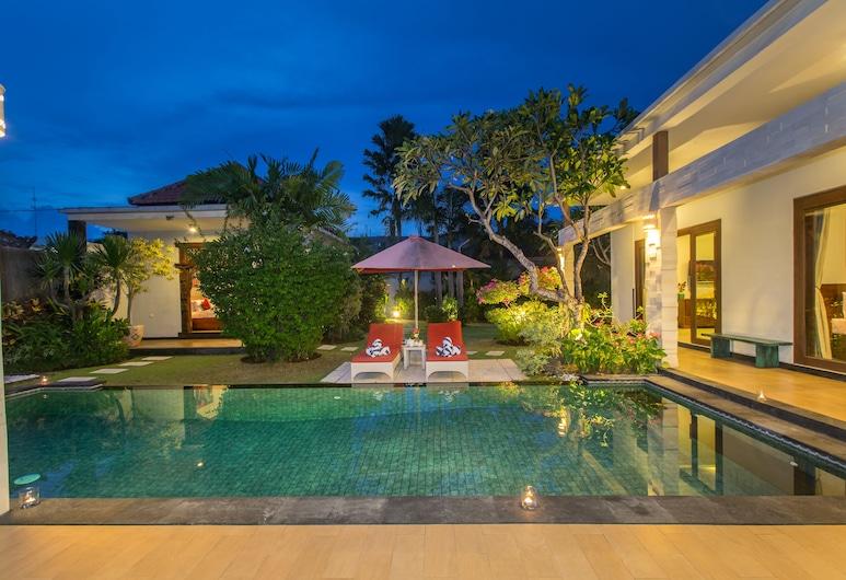Villa Katara, Seminyak, 3-Bedroom Villa with Private Pool, Piscina particular