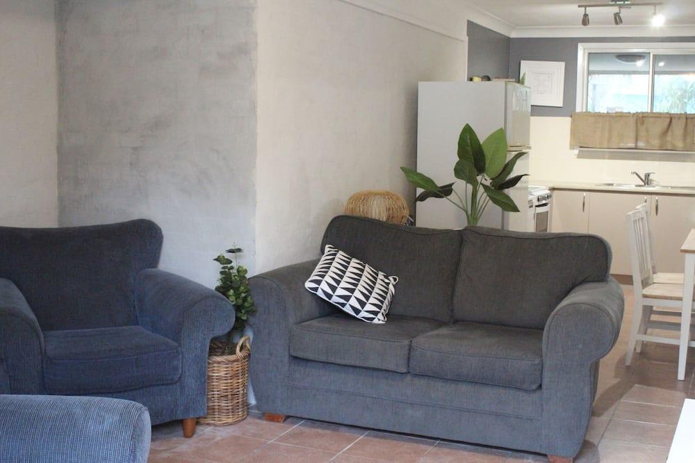 Семейные апартаменты, 2 спальни - Зона гостиной