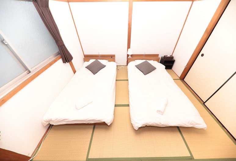 Vacation Rental Tsutenkaku, Οζάκα, Σπίτι (Private Vacation, For 10 People, VR-1), Δωμάτιο