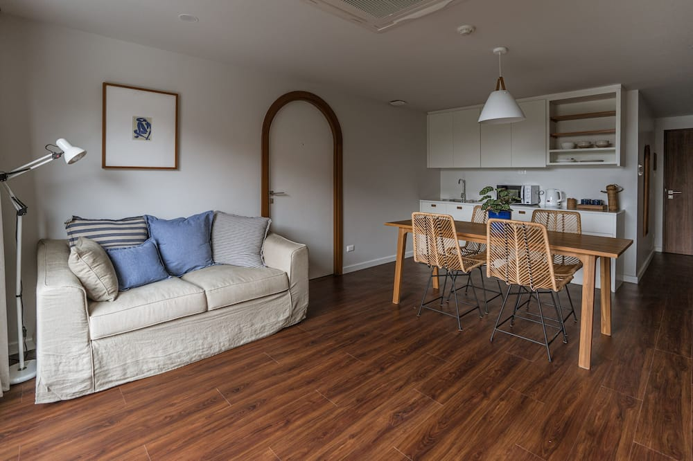 Family Studio Room - Sala de Estar