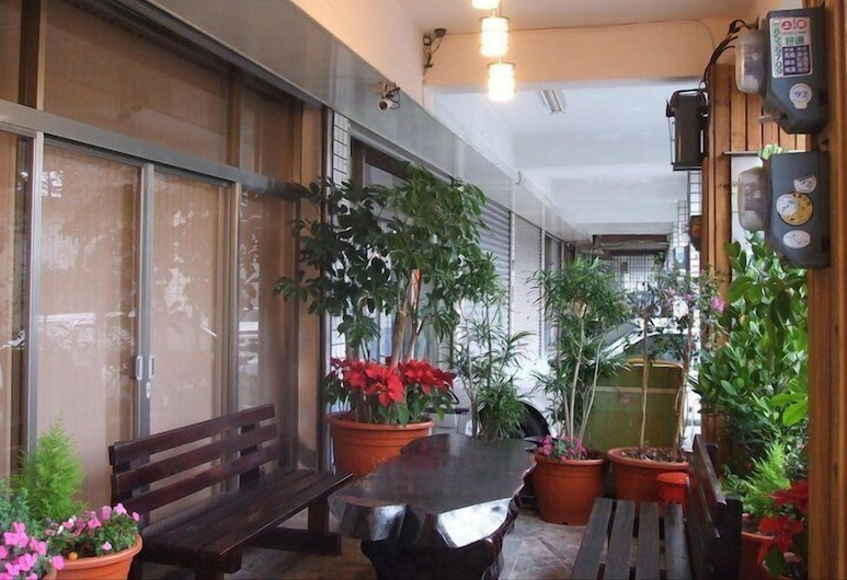 Bo Ai B&B, Ji'an, Terassi/patio