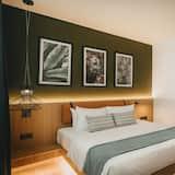 Premier szoba, 1 king (extra méretű) franciaágy - Kilátás a városra