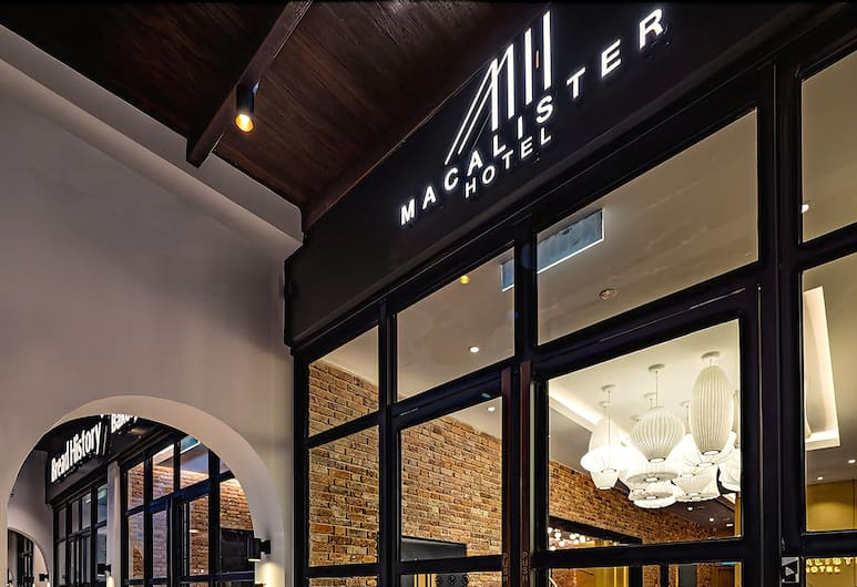 Macalister Hotel, George Town, Lobi