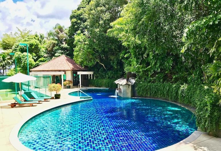 Stunning Private Pool Seaview Villa in Kata, Karon, Outdoor Pool