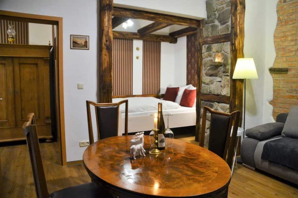 apartman, 5 hálószobával - Nappali rész