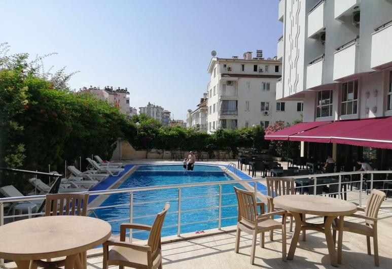 Eyfel Hotel, Antalya, Ogród