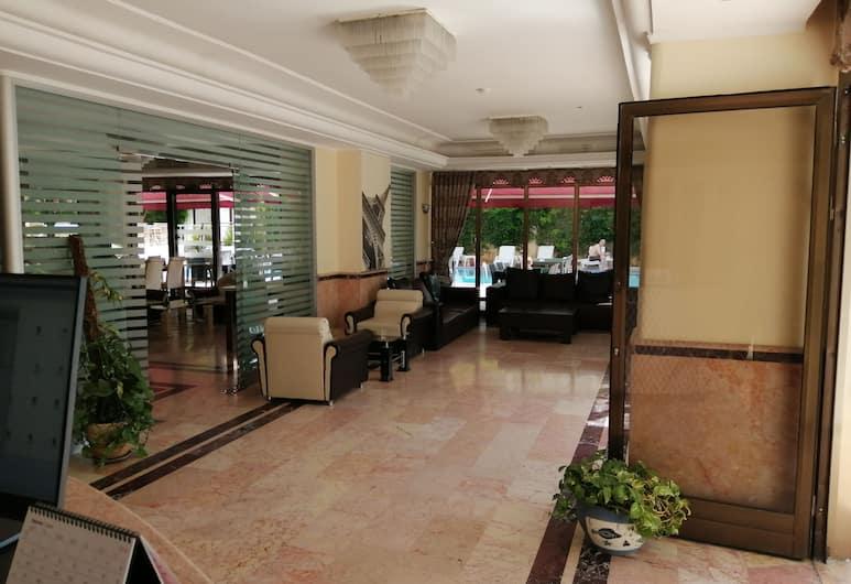 Eyfel Hotel, Antalya, Reception