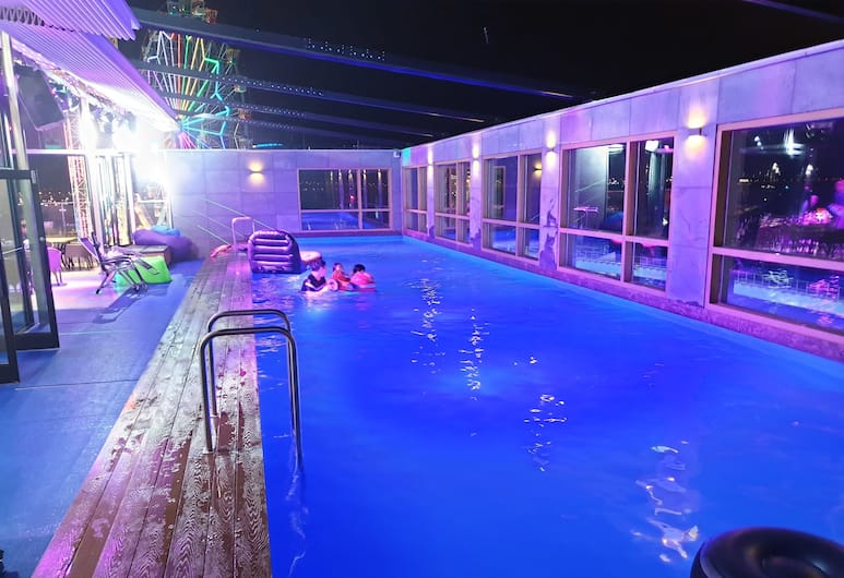 Hotel Wolmido, Incheon, Piscine