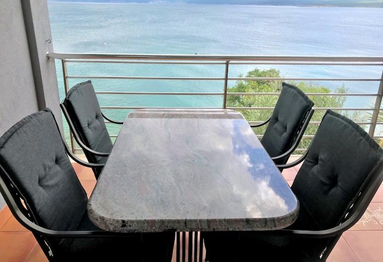 Apartmani Alagic, Crikvenica, Apartment, Sea View S, Taras/patio