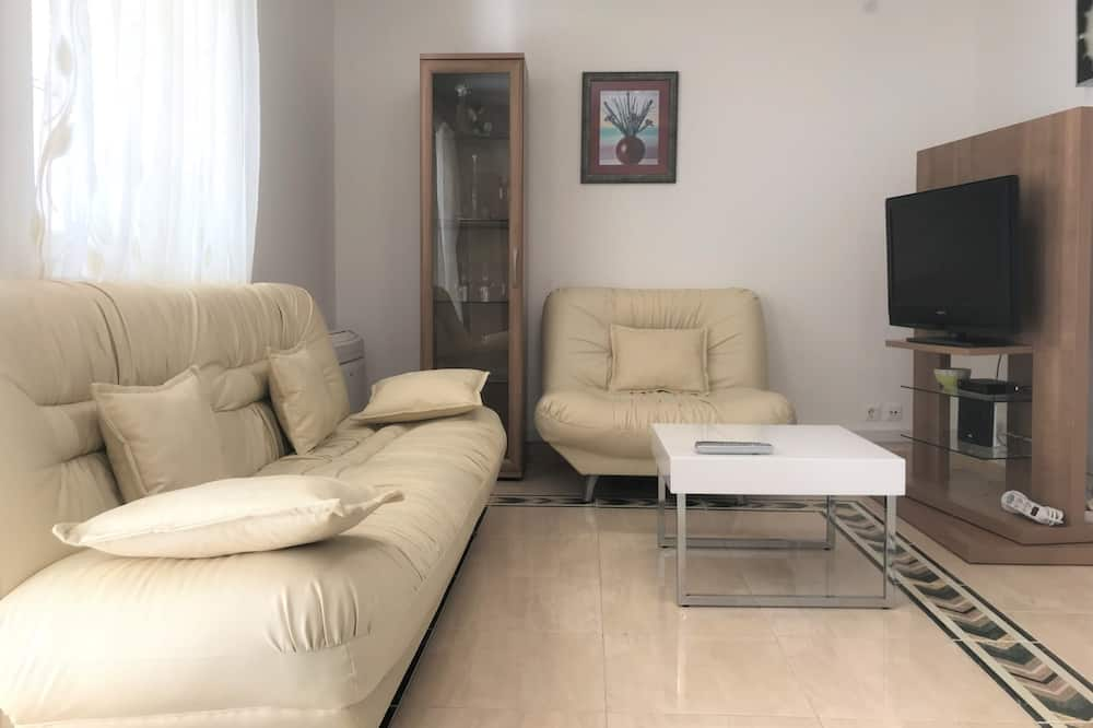 Apartment, Sea View N - Living Area