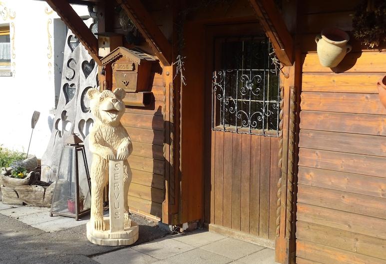Gasthof Söll'n, לאם, הכניסה למלון