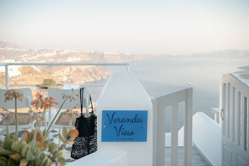 Foto di Veranda View - Adults Only a Santorini