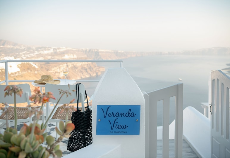 Veranda View - Adults Only, Santorini