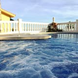 Villa With 3 Bedrooms in Benajarafe, With Wonderful sea View, Private Pool, Enclosed Garden - 500 m From the Beach