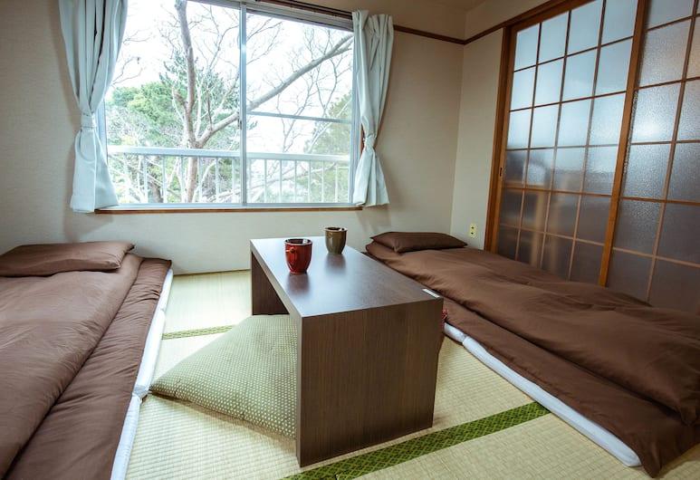 途中京都旅館 - 青年旅舍, Kyoto, 標準雙人房, 1 間臥室 (Japanese-Style), 客房