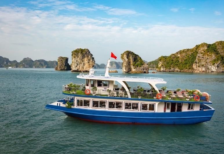 Lapaci Cruise 1 Day Halong-Lan Ha bay, Hanói, Casa estándar, vistas al mar, Habitación