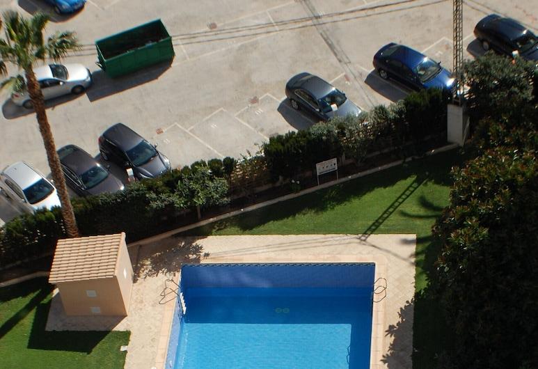 Apartamentos Acacias 4, Benidorm, Kültéri medence