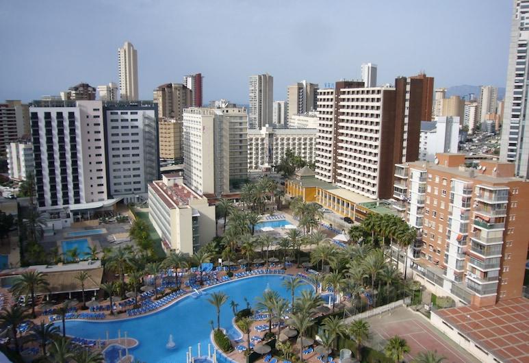 Apartamentos Gemelos 22, Benidorm, apartman, 1 hálószobával, Kilátás a szobából