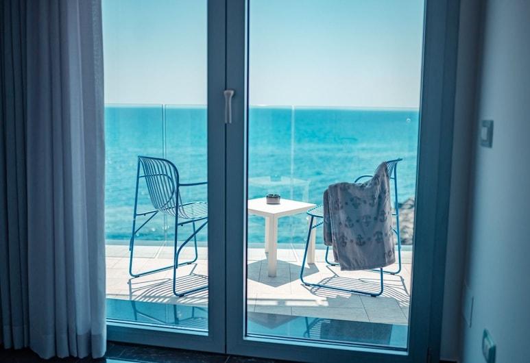 Nautilus Hotel, Giardini Naxos, Numurs ar papildu ērtībām, skats uz jūru, Viesu numurs