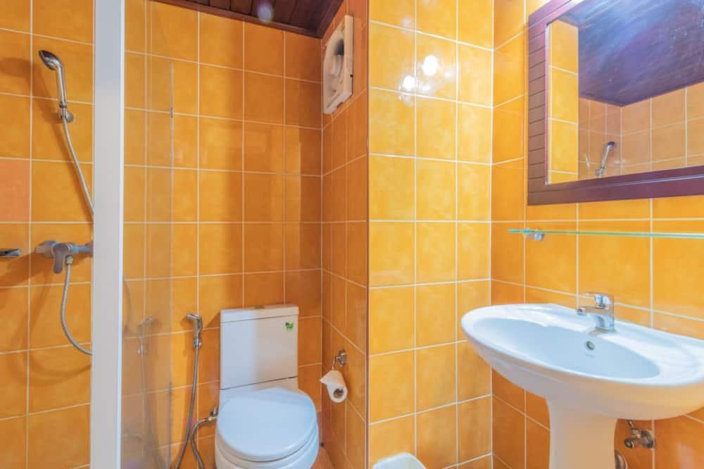 חדר דה-לוקס, 2 מיטות יחיד - חדר רחצה