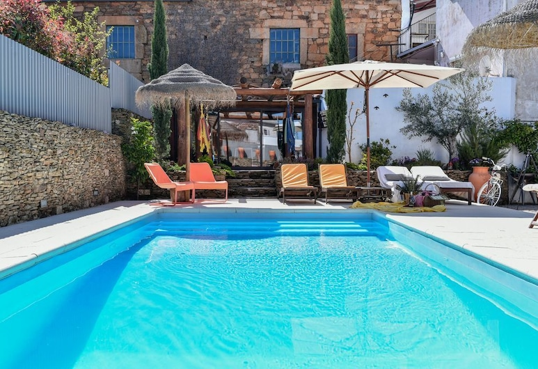 Feel Discovery Douro Janja, Armamar, Villa, 2 Bedrooms, Private Pool, Pool View, View from room