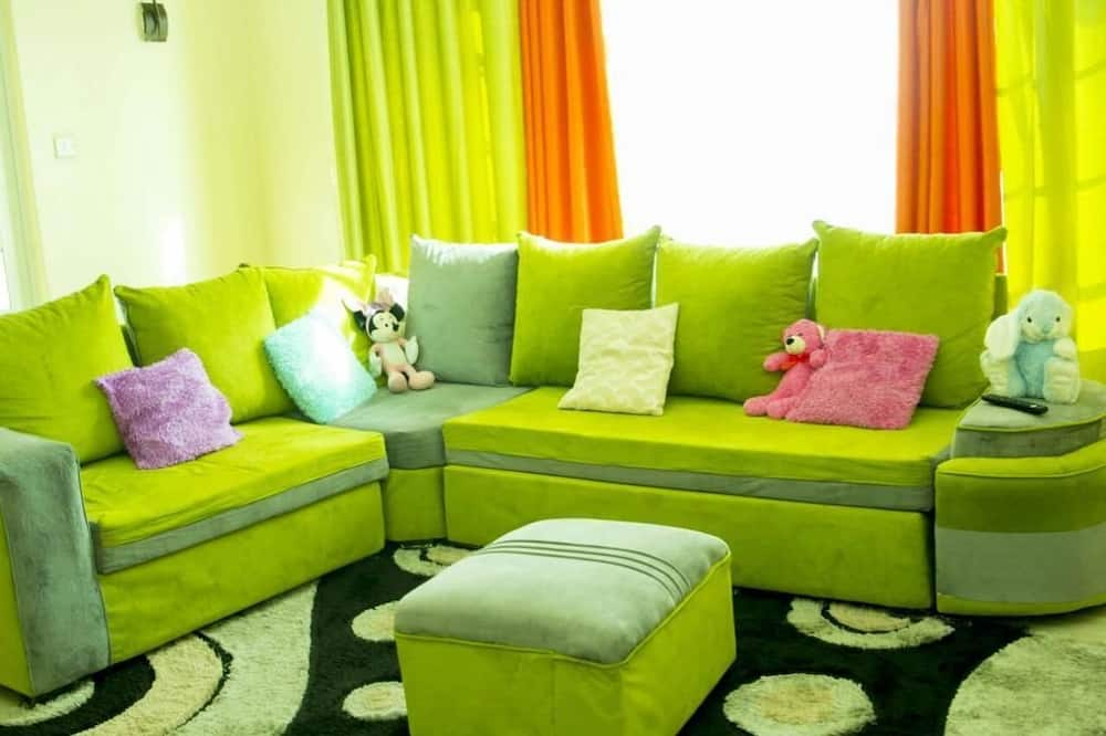 Deluxe Double or Twin Room, 2 Single Beds - Living Room
