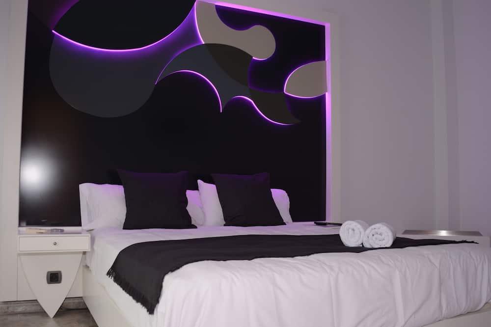 Superior-Apartment, 1 Doppelbett - Zimmer