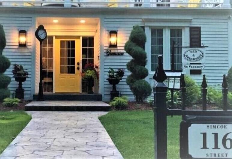 Greenview Manor Luxury Bed & Breakfast, Niagara-on-the-Lake, Fachada do Hotel