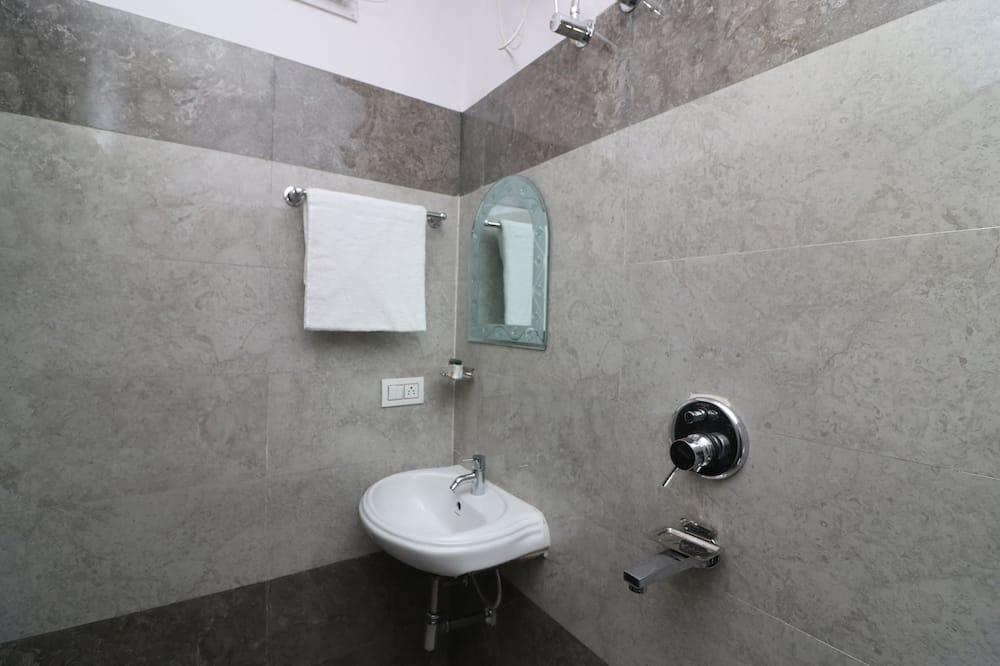 Habitación con 1 cama doble o 2 individuales - Cuarto de baño