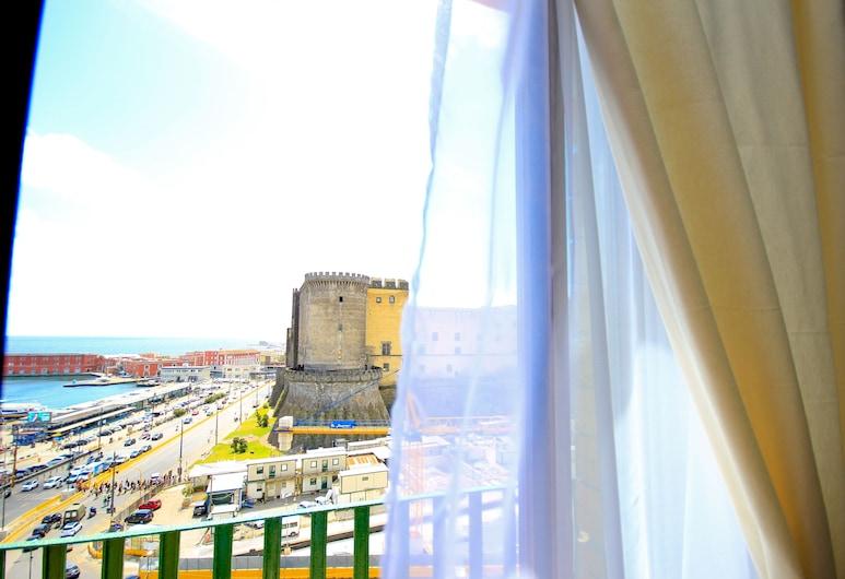 Don Raffaele Resort, Naples, Suite, 1 Queen Bed, Balcony, Sea View, Balcony View