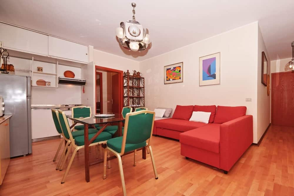 Apartman, 1 spavaća soba - Dnevni boravak