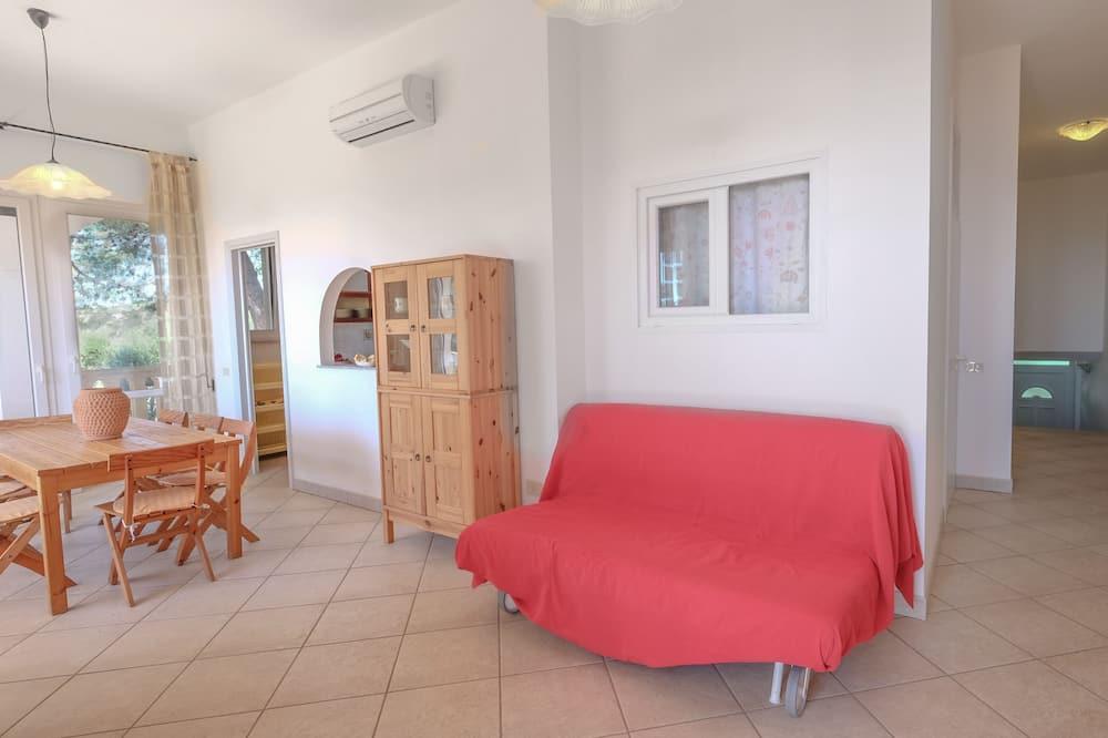 Vila, 2 spavaće sobe (5) - Dnevni boravak