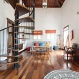 Domek, 6 ložnic, výhled na hory - Obývací prostor