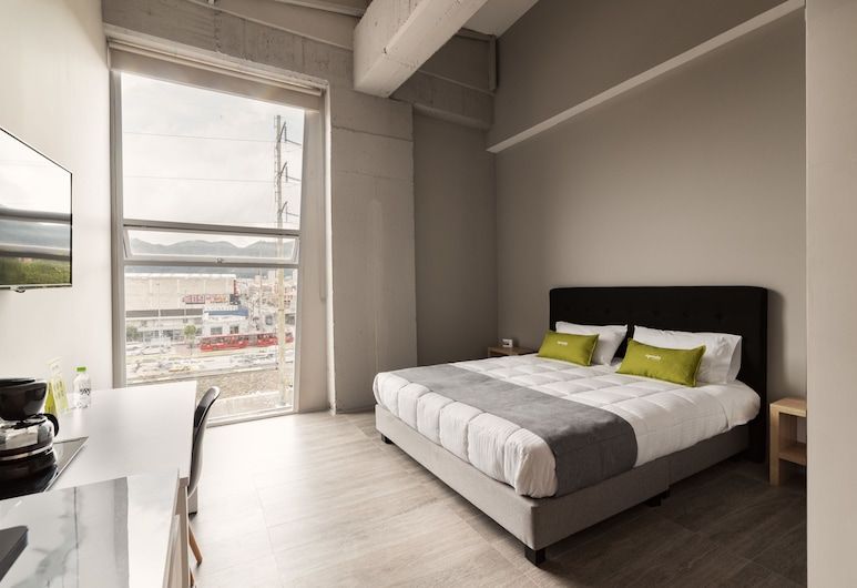 Ayenda 1041 Arena Suites, Bogotá, Štandardná dvojlôžková izba, Hosťovská izba