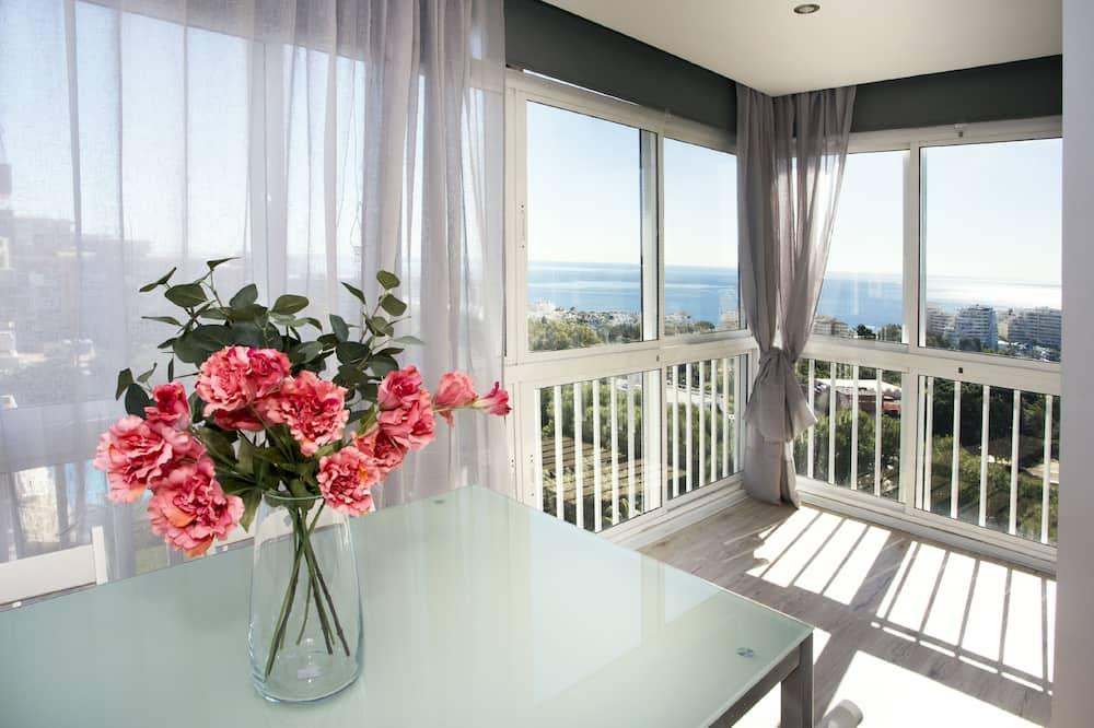Апартаменты, 1 спальня, вид на море - Главное изображение