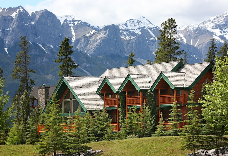 A Bear and Bison Inn, Canmore