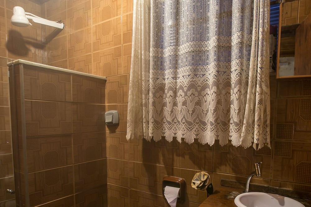 Double Room (Suite 02) - Bathroom