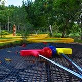 Aire de jeux - En extérieur