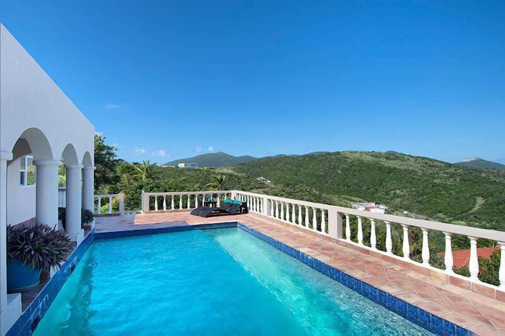 Villa - 2 sovrum - icke-rökare - Privat pool