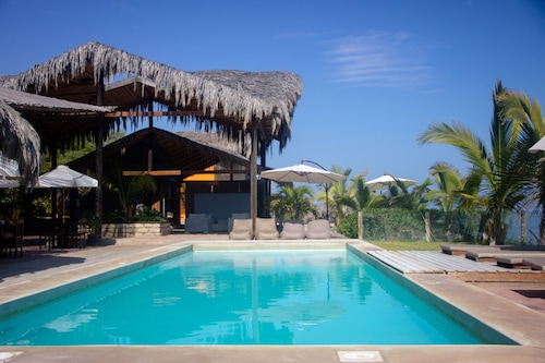 棕櫚葉平房飯店/