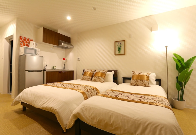 Elizabeth Garden Kurosaki, Osaka, Standard Room (NK1), Room