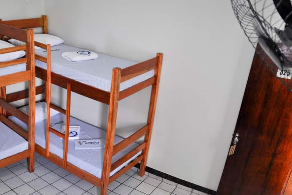 Habitación cuádruple familiar (2 Beliches) - Habitación