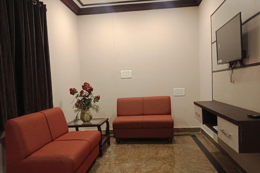 패밀리 스위트, 전용 욕실 - 거실 공간