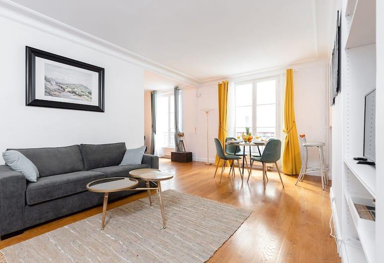 Louvre Les Halles Apartment, Paryż