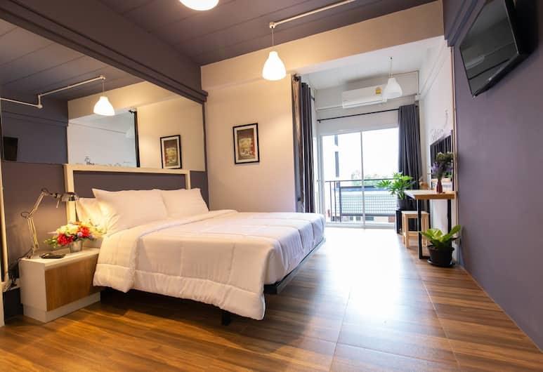 Mango 10 House, Bangkok, Pokój dwuosobowy, standardowy, Pokój