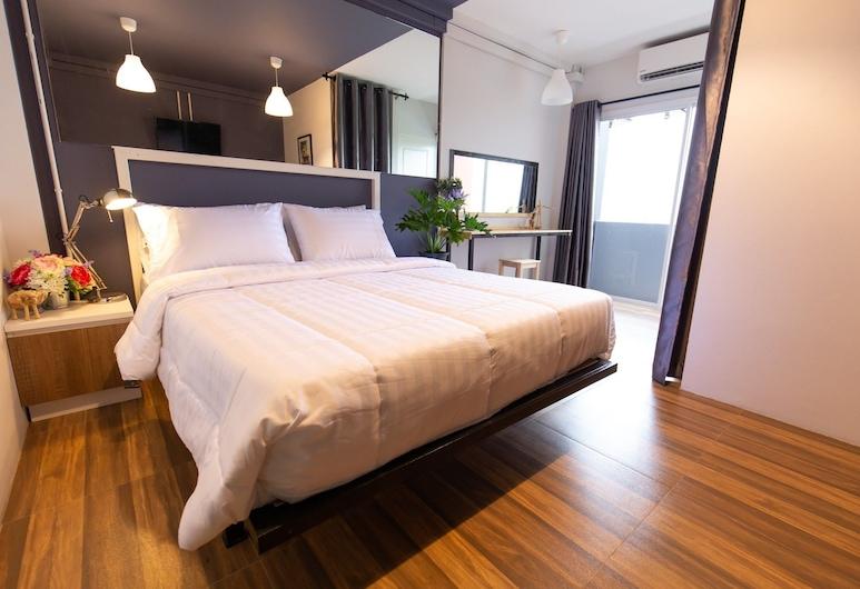 망고 10 하우스, 방콕, 스탠다드 더블룸, 객실