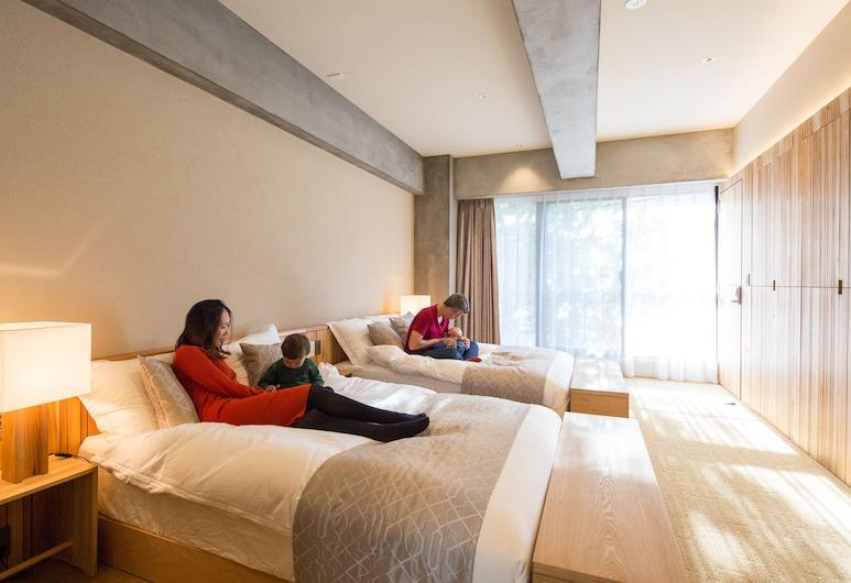 Sakura Cross Hotel Tokyo Kayabacho, Tóquio, Suite Familiar (Executive), Quarto