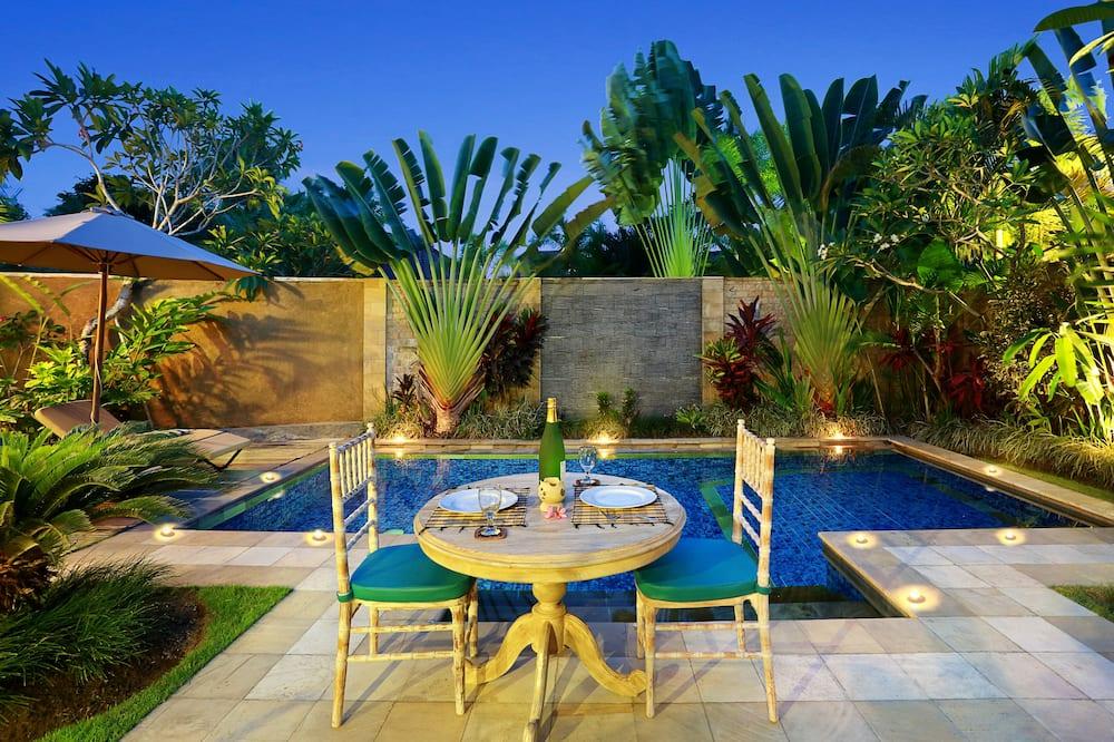Villa, 1 habitación, piscina privada - Piscina privada