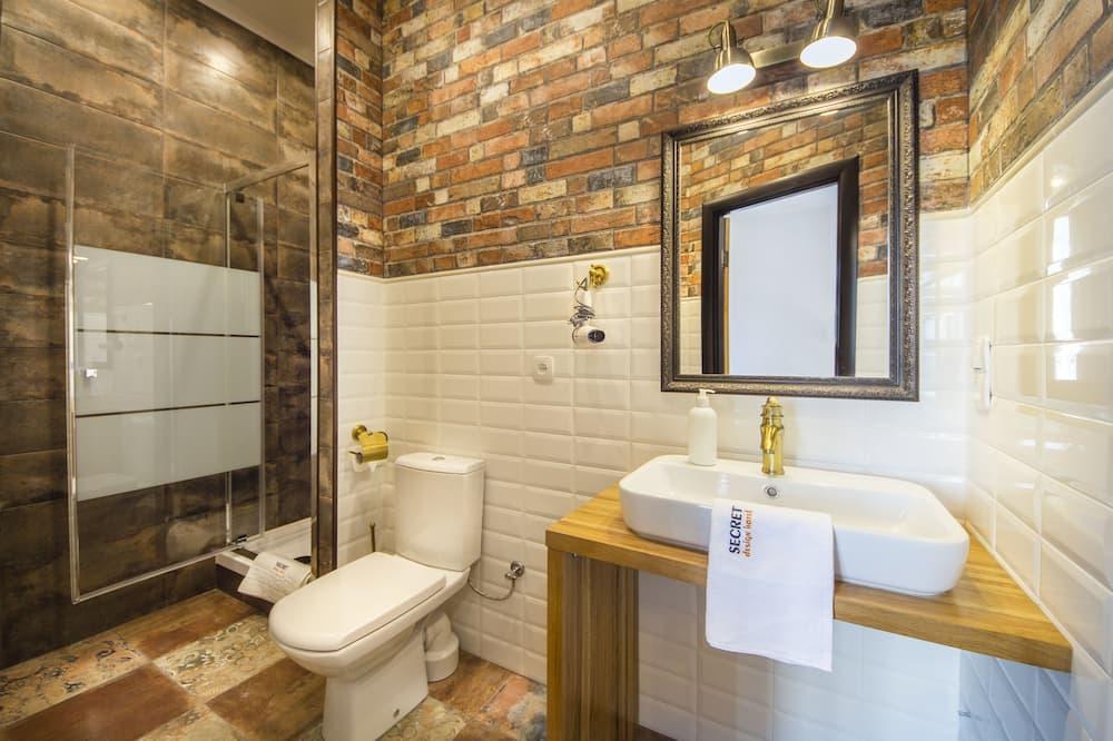 Luksus-værelse (id 1202) - Badeværelse